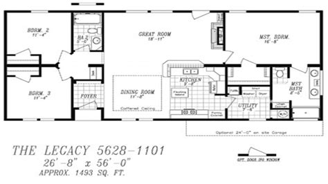 Log Cabin Mobile Home Floor Plans | modular log home kits joy studio design gallery best