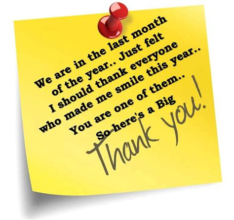 year end messages thank you quotes for quotesgram