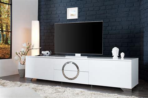 banc tv blanc laque banc tv blanc laqu 233 choix d 233 lectrom 233 nager