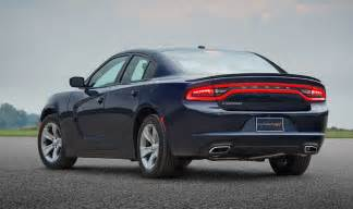 The Dodge Charger 2016 Dodge Charger Model Lineup Details