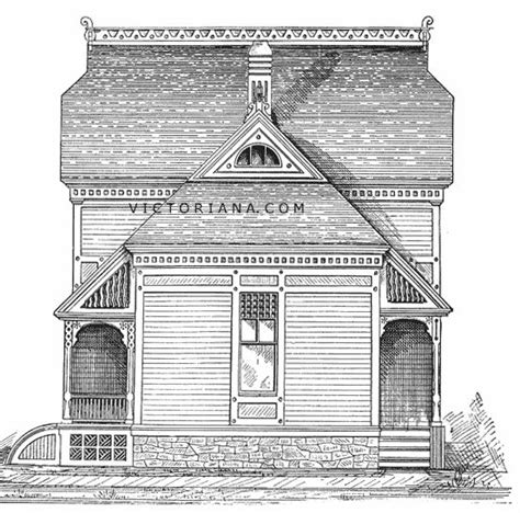 victorian cottage house plans cottage house plan victorian cottage plans ii