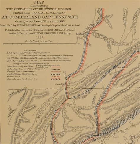 kentucky map civil war lot 382 3 ky tn civil war maps