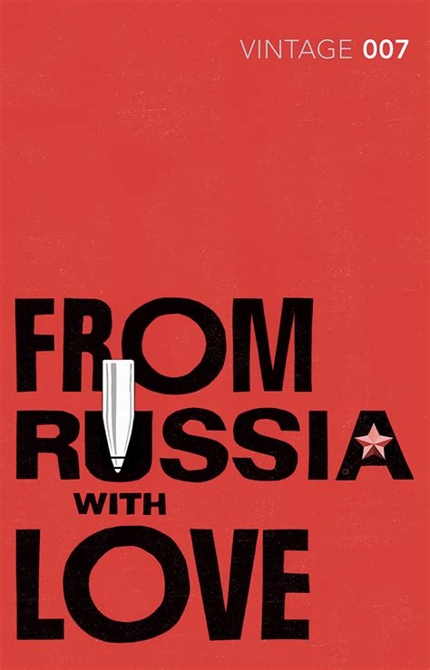 from with a from russia with ian fleming