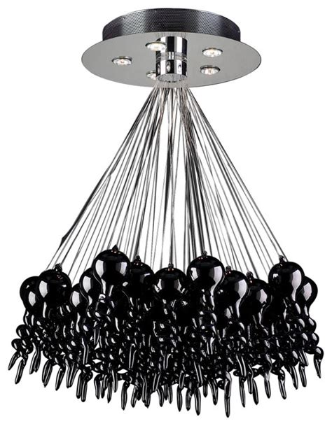 contemporary black chandelier dolce collection black chandelier contemporary