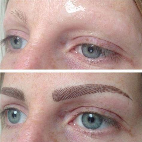 natural eyebrow tattoo how to draw looking eyebrows when you none