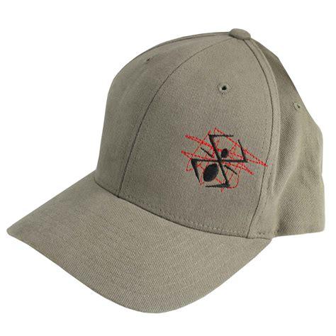 kingman spyder scratch baseball hat gray large xlarge