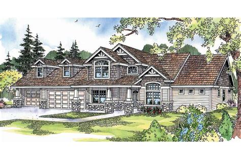 craftsman house design craftsman house plans montego 30 612 associated designs