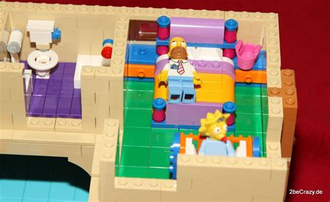 haus der simpsons das simpsons haus lego aufgebaut und bilder 187 2becrazy