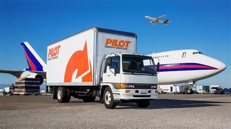 pilot freight  open  additional international stations