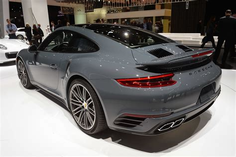 fashion grey porsche turbo s m e m o 2016 porsche turbo slate gray