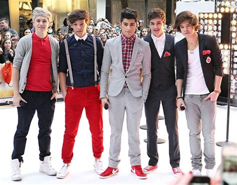 One Direction Wardrobe by Modonna One Direction Style Inspiration