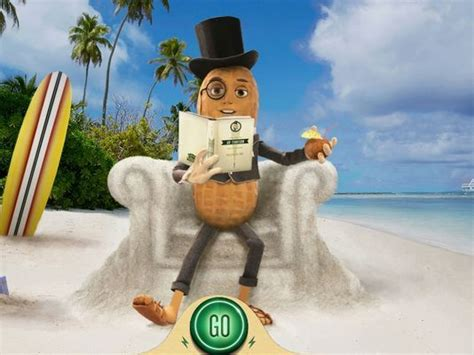 Who Is The Voice Of The Planters Peanut by Bill Hader S New Mr Peanut