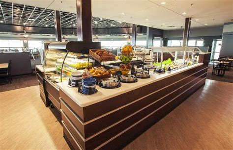 all new harbor view buffet picture of majestic star