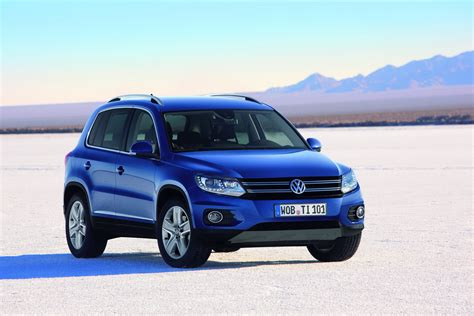 volkswagen suv 2012 volkswagen will release photos of 2012 tiguan suv