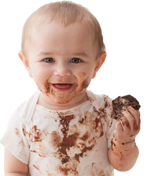 eats chocolate babies pictures images graphics for whatsapp