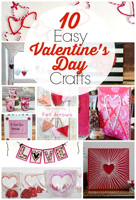10 easy valentine s day crafts for adults food fun family