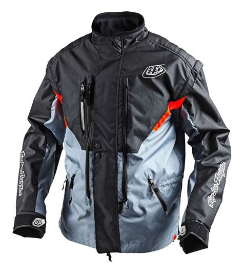 design jaket racing troy lee radius adventure jacket 2016 cycle gear