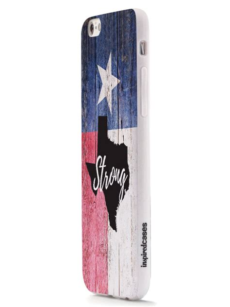 texas strong state outline flag case inspiredcases
