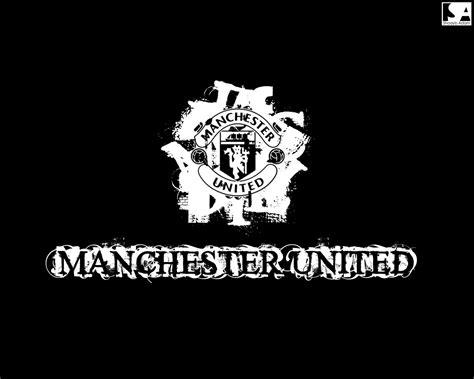Utd Black manchester united black wallpapers desktop background