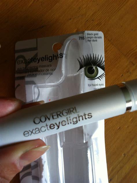 Cover Exact Eyelights Eye Brightening Mascara Expert Review by Covergirl Exact Eye Brightening Eyelights Mascara Reviews