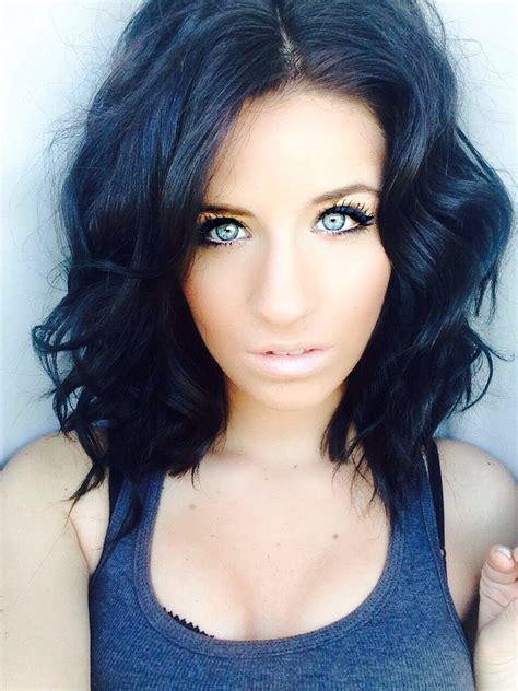 hair colors for over 40 blue eyed 33 stunning hairstyles for black hair 2018 hair fair