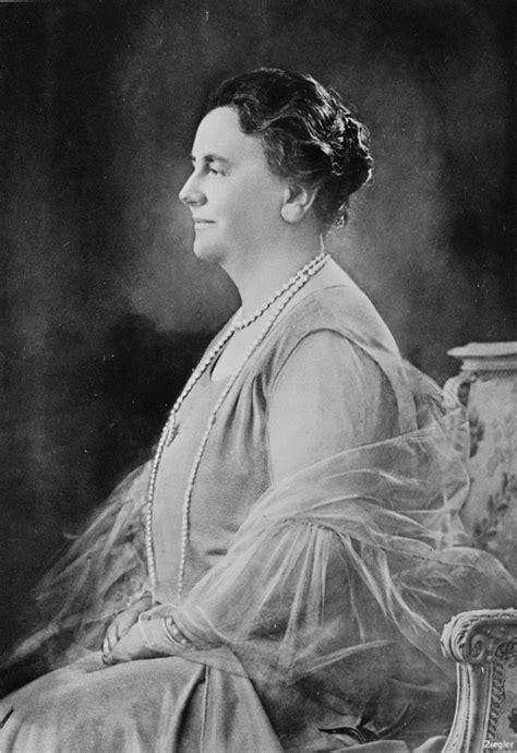 Queen Wilhelmina of the Netherlands