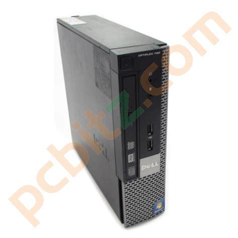 Cpu Dell Optiplex 780 2 Duo Speed Tinggi dell optiplex 780 usff 2 duo e7600 3 06ghz 4gb ram no drive ebay