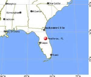 heathrow florida map heathrow florida fl 32746 profile population maps