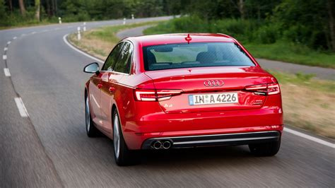 Audi A4 (2016) prototype review by CAR Magazine