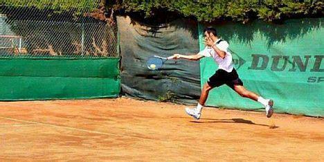 tennis porto torres tennis zucca debutta in classifica mondiale