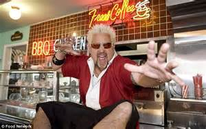 Back For Seconds At Food Network by Food Network Fieri In Heated Brawl With His
