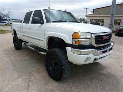 auto air conditioning repair 2007 gmc sierra 2500 interior lighting purchase used 4x4 6 quot lift 20 quot wheels crew cab diesel cd keyless entry air conditioning in