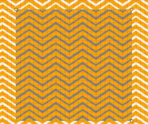 pattern background tutorial inkscape tutorial how to make seamless chevron background