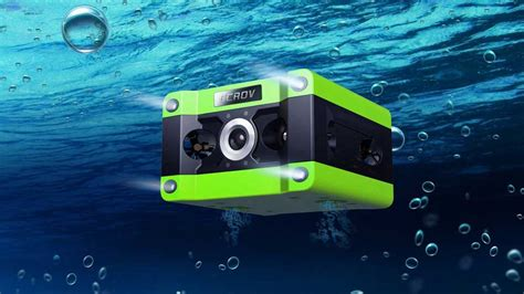 Drone Underwater look another underwater drone but this one is the to record in 4k mikeshouts