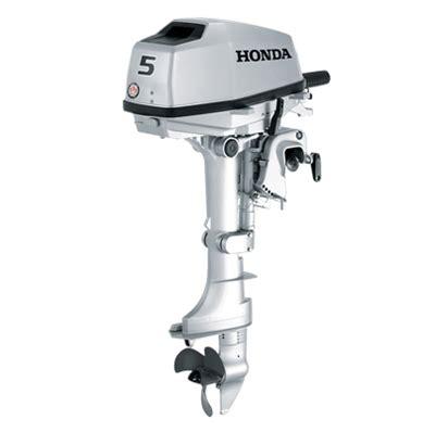 Honda 5 Hp Bf5ak3sa 4 Stroke 15 Quot Manual Start Tiller