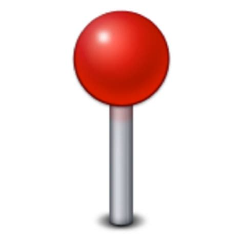 Emoji Location | round pushpin emoji u 1f4cd
