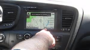 2011 kia optima navigation system