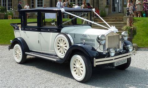 Wedding Car Hire Viscount Landaulette   Westfield