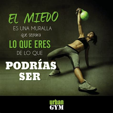 imagenes para fitness gym frases motivaci 243 n fitness urban gimansios