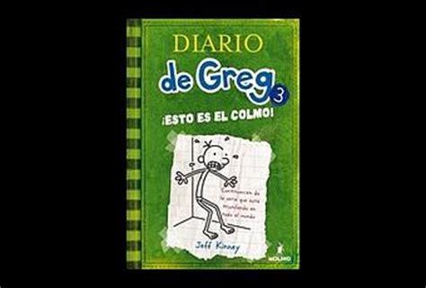 libro esto es el colmo diario de greg 3 161 esto es el colmo de jeff kinney paperblog