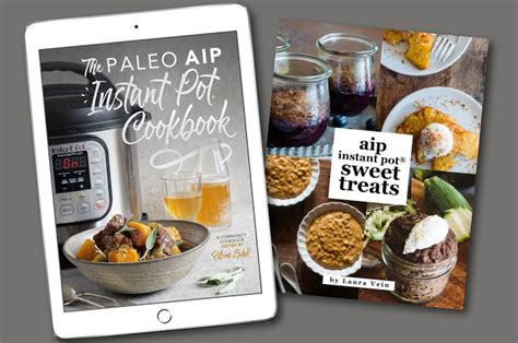 instant pot cookbook 5 this book includes paleo instant pot keto instant pot books sweet treats food photography the paleo aip