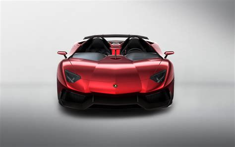 How Many Cylinders Does A Lamborghini Aventador Lamborghini Aventador J Look Automobile Magazine