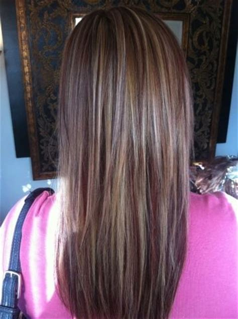 highlights and lowlights for brunettes the coutured coif hair salon del mar ca before and after