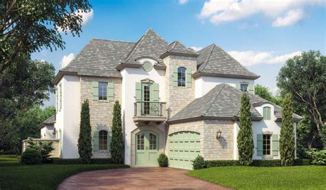 Ferretti House Plan Our House Plan Sater Design S 6769 Quot Avignon Quot A Styled Version Of Our Popular