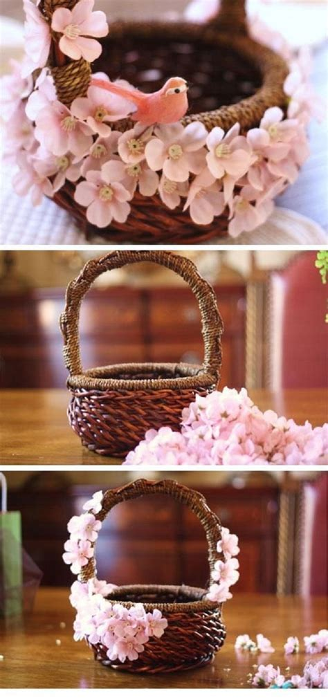 10 Prettiest Easter Decor Items by 10 Egg Straordinary Diy Easter Baskets To A Joyous