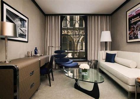 cadena hotelera española en nueva york el lujoso the chatwal nueva york