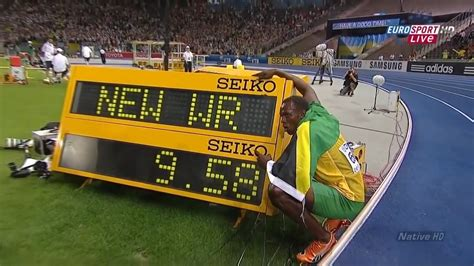 wk berlin iaaf world chionships berlin 2009 s 100m