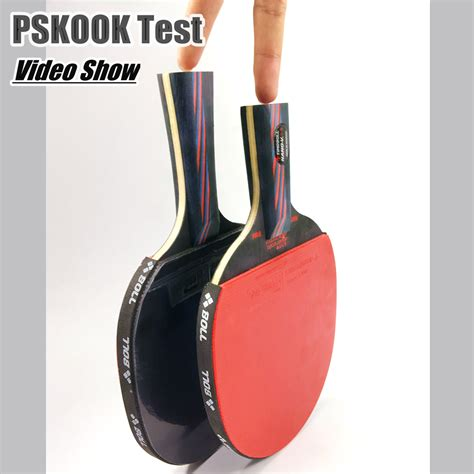 table tennis racket grip quality pingpong racket table tennis racket elastic