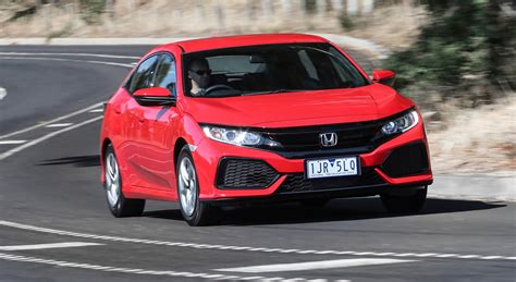 Honda Civic Lx 2017 Review by 2017 Honda Civic Hatch Review Caradvice