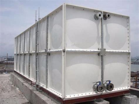 Panel Water Tank sale grp modular panel frp water tank for smc